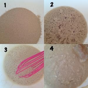 Dough 1-4